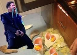 Enlace a Los huevos del Cholo