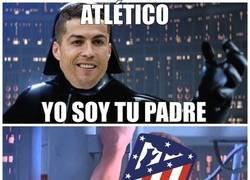 Enlace a Atlético, yo soy tu padre