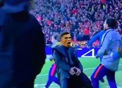Enlace a Este dato de Cristiano contra el Atlético es DEMOLEDOR