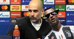Enlace a Guardiola se rinde a Cristiano:
