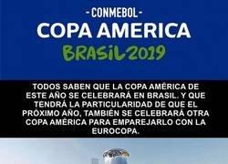 Enlace a El osado cambio que tendrá la Copa América de aquí al año siguiente