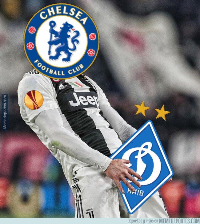 1068337 - El Chelsea le clava un 8-0 en el global al Dynamo de Kiev
