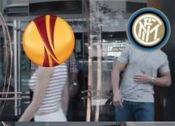 Enlace a Luka Jovic deja al Inter fuera de la Europa League