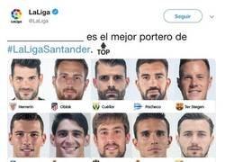 Enlace a ¿Quién es el mejor portero de LaLiga? Iker Casillas duda y Carles Puyol se lo aclara