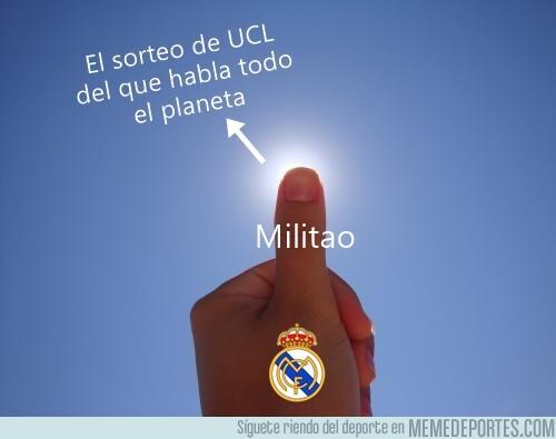 1068422 - La prensa de Madrid tapando el sol con un dedo