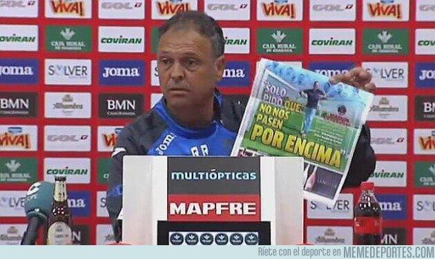 1068439 - Caparrós, nuevo entrenador del Sevilla, solo pide una cosa