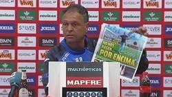 Enlace a Caparrós, nuevo entrenador del Sevilla, solo pide una cosa