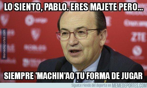 1068478 - Así echó Pepe Castro a Pablo Machín