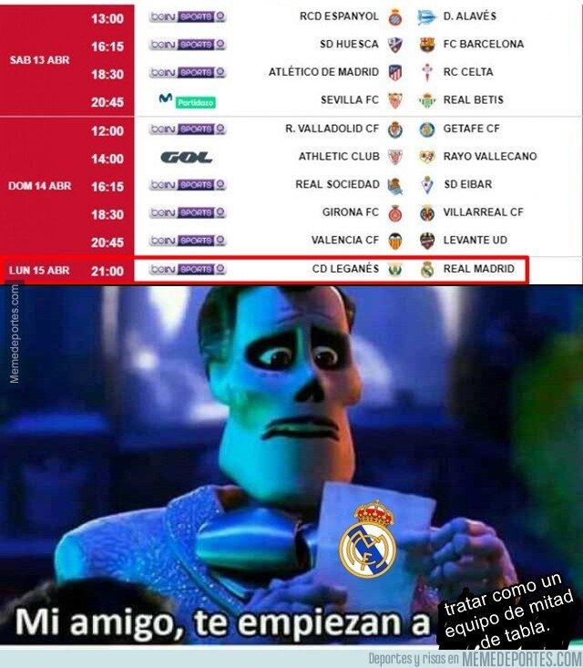 1068488 - El Madrid jugando un lunes