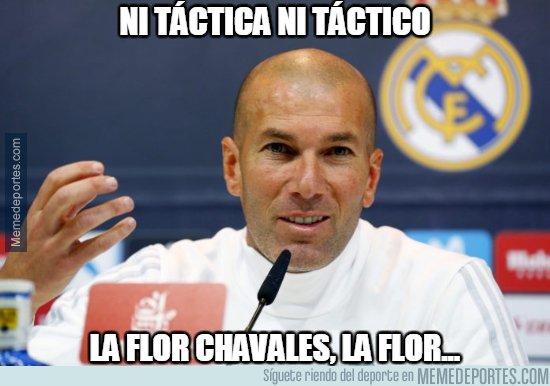 1068525 - La curiosa táctica de Zidane