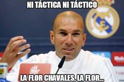 Enlace a La curiosa táctica de Zidane