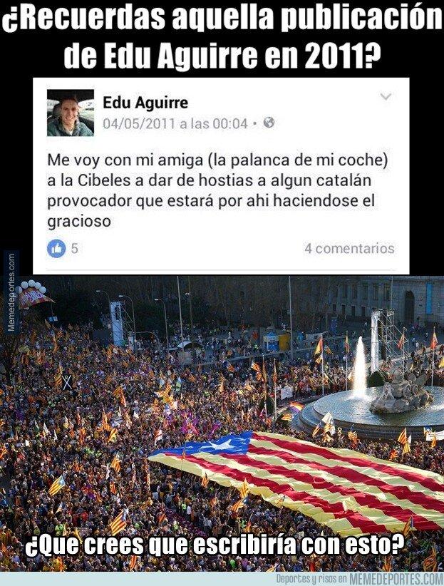 1068546 - La peor pesadilla de la palanca de Edu Aguirre se hizo realidad