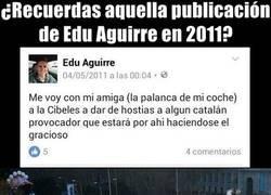 Enlace a La peor pesadilla de la palanca de Edu Aguirre se hizo realidad