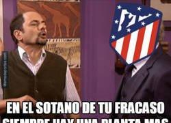 Enlace a El Atlético encadena otra derrota