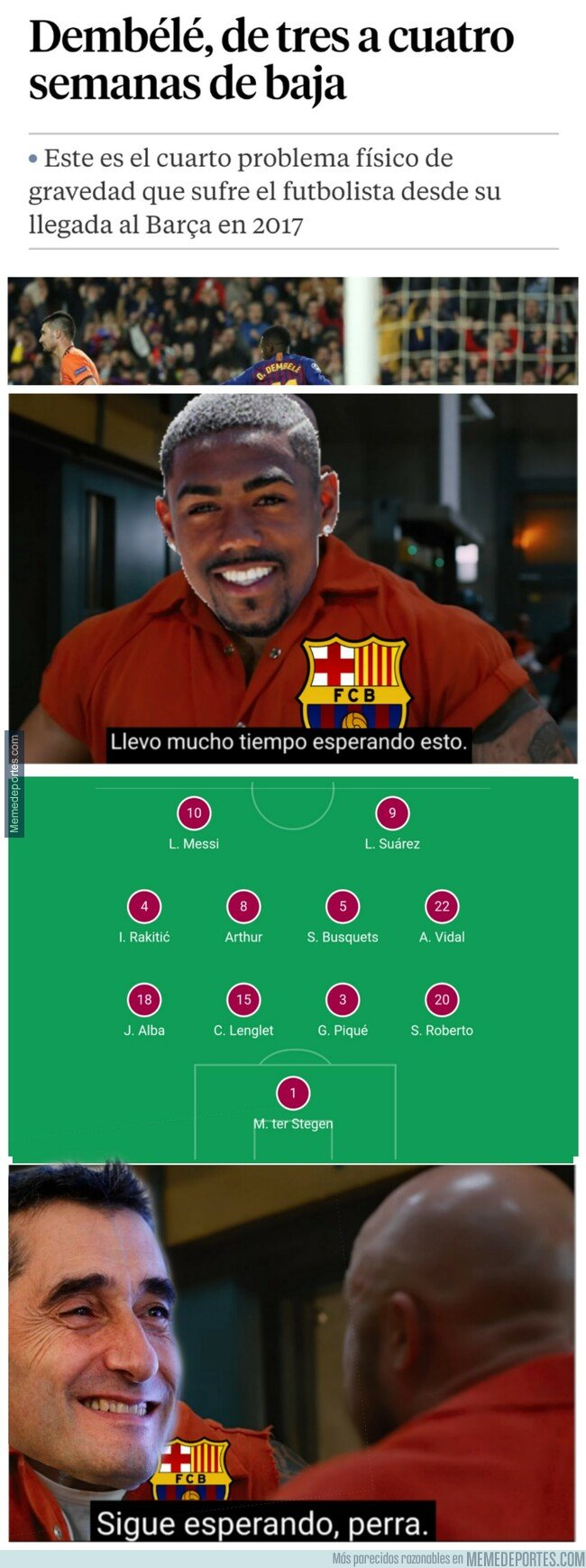 1068624 - Valverde frente las posibilidades de Malcom