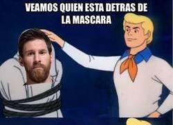 Enlace a Impresionante lo de Messi