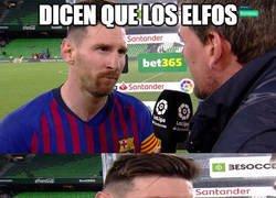 Enlace a La razón de la precisión de Messi