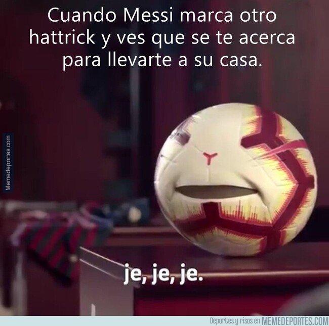 1068671 - El mejor amigo de Messi