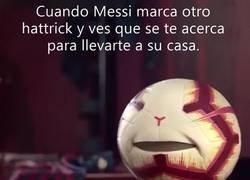 Enlace a El mejor amigo de Messi