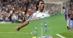 Enlace a Raúl González ya había marcado un gol como el de Messi y la gente no se puso las manos a la cabeza