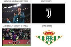 Enlace a Messi al Betis en Junio...