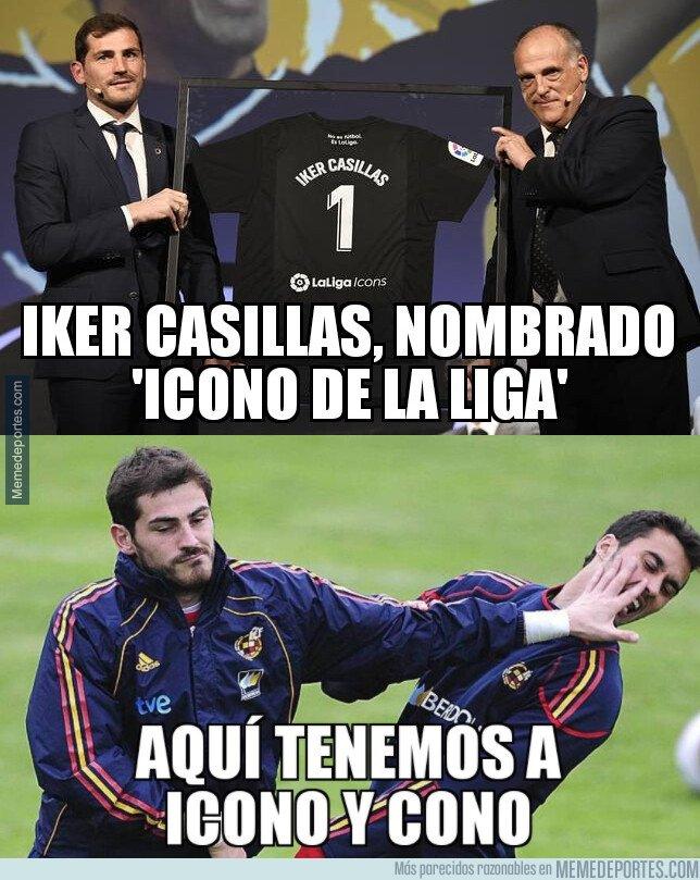 1068801 - Casillas, nuevo 'icono' de La Liga