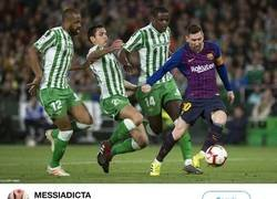 Enlace a El golazo de Messi, por @MDPilar6