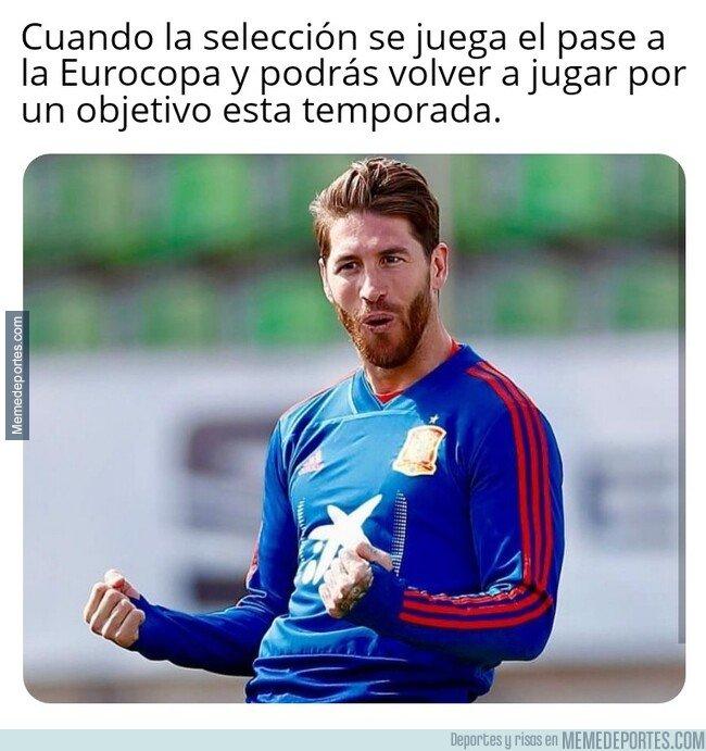 1068891 - Los internacionales del Madrid por fin podrán jugarse algo