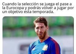 Enlace a Los internacionales del Madrid por fin podrán jugarse algo