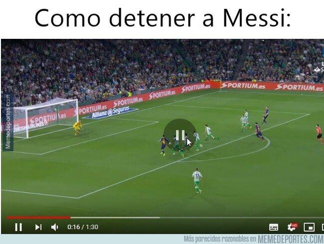 1068936 - Cómo parar a Messi