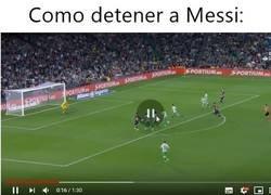 Enlace a Cómo parar a Messi