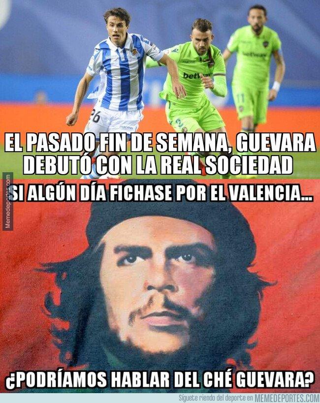 1068974 - Imaginad a Ander Guevara siendo Ché