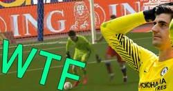 Enlace a El fallo de Courtois que le regalaba el gol a Russia