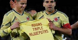 Enlace a Un mensajito de Colombia para Adidas