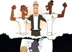 Enlace a Pogba sueña con un Madrid afrancesado, por @goalenespanol