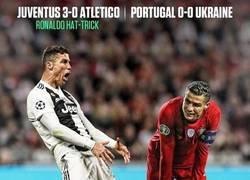 Enlace a Cristiano no fue el mismo con la selección, por @brfootball