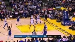 Enlace a Luka Doncic somete a los Warriors con su sexto triple-doble en la NBA (23+11+10)