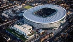 Enlace a Así se construyó la brutalidad del nuevo estadio del Tottenham