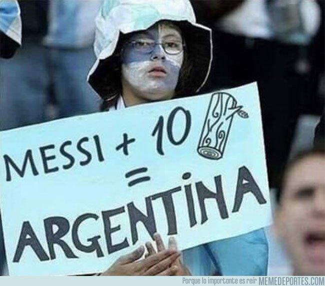 1069249 - Lo que piensa toda Argentina