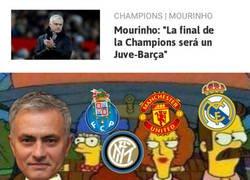 Enlace a Algunos ex de Mourinho no estarán de acuerdo con su pronóstico