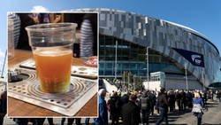 Enlace a Finalmente se hizo realidad: así sirven la birra en el nuevo estadio del Tottenham