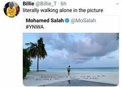 Enlace a Literalmente, caminando solo