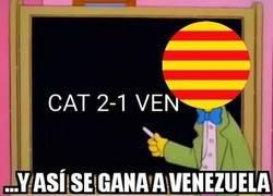 Enlace a Toda una Argentina no pudo conseguir lo que hizo Cataluña
