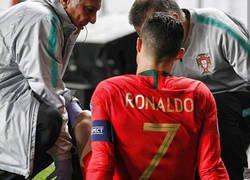 Enlace a Algunos estarán contentos con la lesión de Cristiano