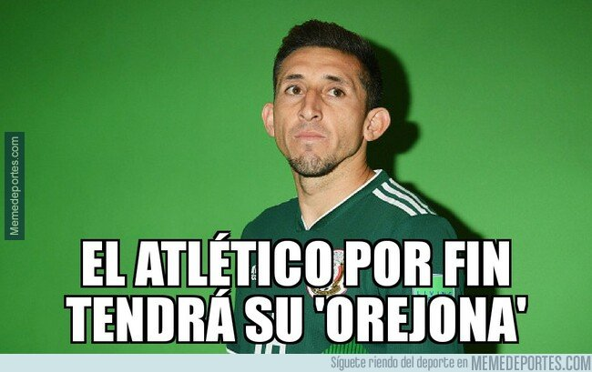 1069504 - El Atleti tiene cerrado a Héctor Herrera