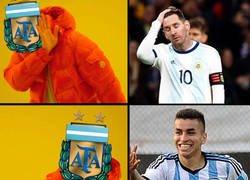 Enlace a Los argentinos ahora venerarán a Correa