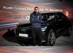 Enlace a Estos son los nuevos cochazos Audi que han regalado a los jugadores del Barça