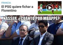 Enlace a El PSG quiere a Florentino, jugador del Benfica