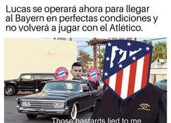 Enlace a Algo que no entraba en los planes del Atlético
