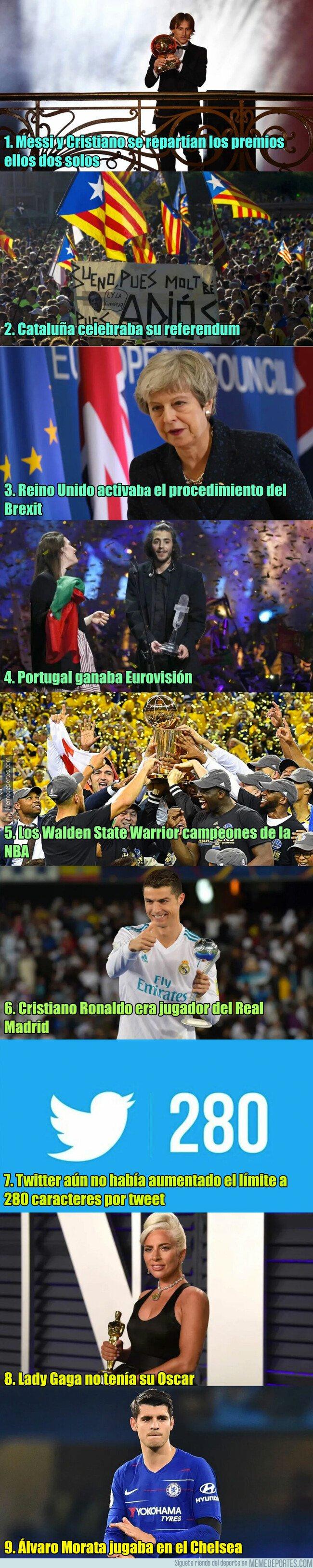 1069628 - ¿Cómo era el mundo la última vez que Morata marcó con la selección?